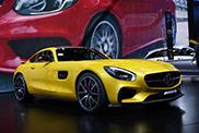 Paris 2014: Mercedes-AMG GT Edition 1
