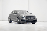 Brabus GLA AMG: sportiviteit op hoog niveau