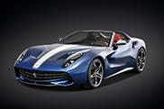 Ferrari muestra el F60America
