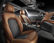 Maserati versterkt samenwerking Ermenegildo Zegna