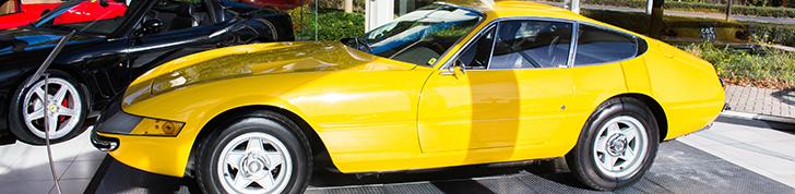 Een kijkje binnen bij Hoefnagels Exclusive cars