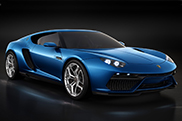 Asterion LPI910-4 is Lamborghini's future