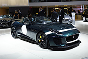 Parijs 2014: Jaguar F-TYPE Project 7