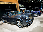 Parijs 2014: Rolls-Royce Phantom Metropolitan Collection