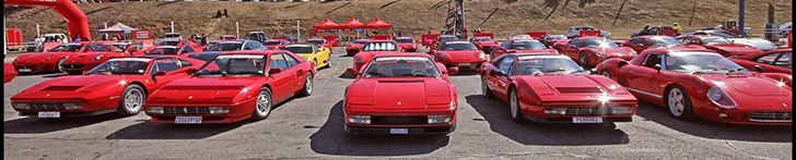 Event: SEFAC Ferrari Day Kyalami Grand Prix Circuit 2014