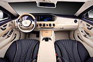 Topcar neemt nieuwe Mercedes-Benz S-Klasse onder handen