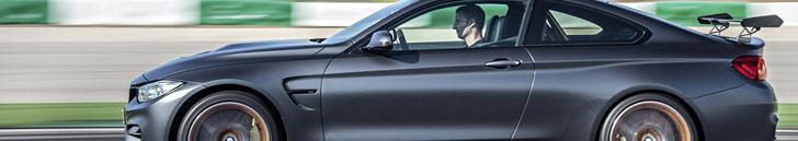 Rammen op het circuit met de BMW M4 GTS