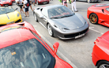 Fotoverslag: Ferrari meeting in Dubai