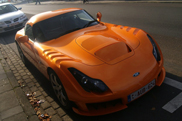 Spot van de dag: TVR Sagaris
