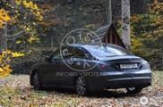 Spyspot: Mercedes-Benz CLA-KLasse in Hongarije