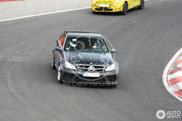 Spyspot: Mercedes-Benz C 63 AMG W205