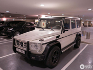 Robust like always: Mercedes-Benz G 55 AMG Arabia Edition
