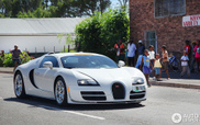 Also in South-Africa, the Veyron 16.4 Grand Sport Vitesse
