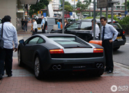 Grey but not boring: Lamborghini Gallardo LP560-4 Noctis