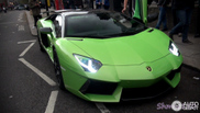 Spotted: the special Aventador LP760-4 Oakley Design Nasser Edition