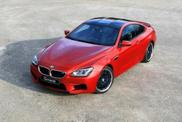 G-Power tuned the BMW M6 Coupe