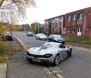 McLaren P1 gaat buiten spelen!