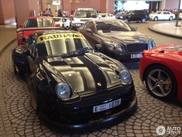Bizar breed: Porsche Rauh-Welt Begriff Dark Romantic