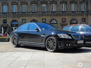 Lovely or just horrible? Wald S 63 AMG spotted!
