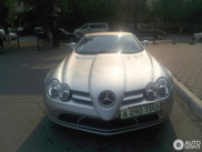 Out of nothing: SLR McLaren in Kazakhstan