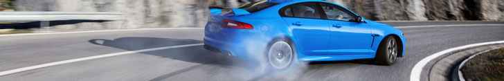 Finally, the Jaguar XFR-S!