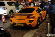 Does a tuned R8 still stand out in Dubai?