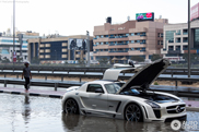 Mercedes-Benz FAB Design SLS AMG Gullstream learns to swim