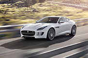 Jaguar F-TYPE Coupé will also be available in a RS and RS GT version