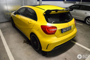 Do you like this matte yellow A 45 AMG?