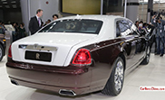 Rolls-Royce and Bentley present limited models