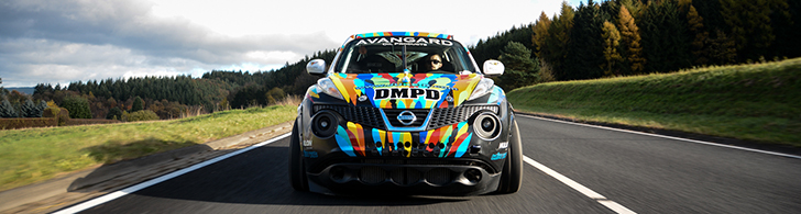 Driven: Nissan Juke R SV Engineering