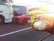 First crashed LaFerrari is a fact