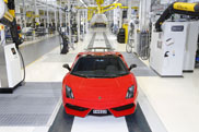 Lamborghini ends the production of the Gallardo