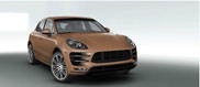 Lunch time is configuration time! Make your own Porsche Macan!