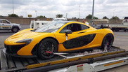 McLaren P1 gets distributed worldwide!