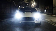 Jaguar shows teaser videos of the F-TYPE Coupé