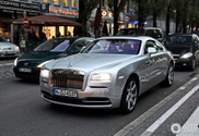 Is silver the perfect colour for the Rolls-Royce Wraith?