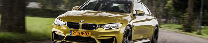 Op zoek naar het M-gevoel in de BMW M4 Coupé