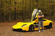 Autogespot-fan toont zijn Lamborghini Murciélago