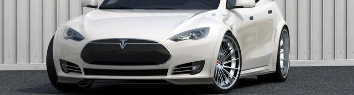 Revozport maakt een dikkere versie van de Tesla Model S