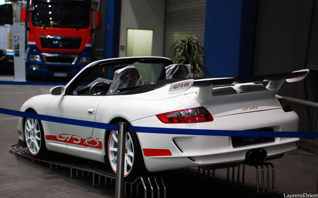 Porsche 997 Gt3 Convertible Essen Motorshop 2009