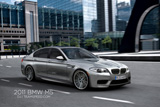 Nieuwe renderings BMW M5 2011