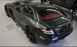 Te koop: Mercedes-Benz SLR McLaren Renovatio door Mansory