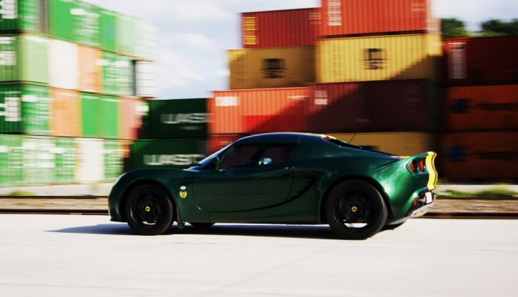 Fotoshoot: Lotus Elise S2 Type 25