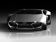 Designer tekent moderne De Tomaso Mangusta: Legacy Concept