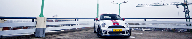 Gereden: Mini John Cooper Works Coup