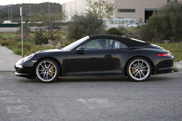 Porsche 991 Targa will be retro!