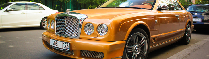Timeless elegance: Bentley Brooklands in Moscow