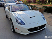American looking Ferrari California spotted in San Diego