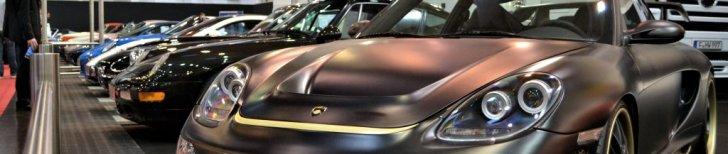 Photo report: Essen Motorshow 2012